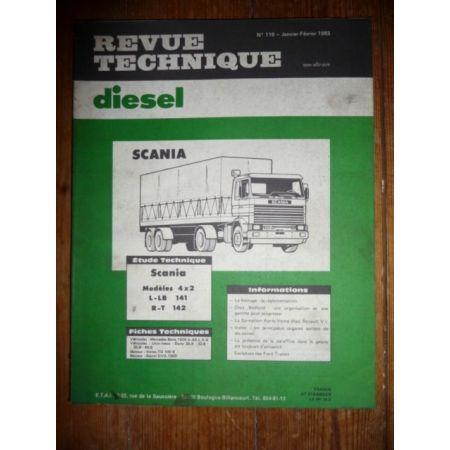 L-LB141 R-T142 Revue Technique PL Scania