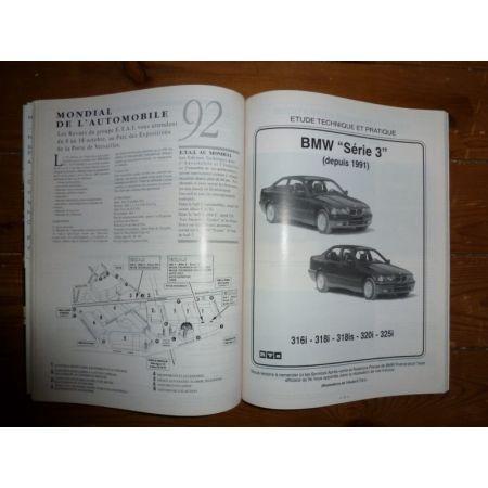 Série 3 91- Revue Technique Bmw