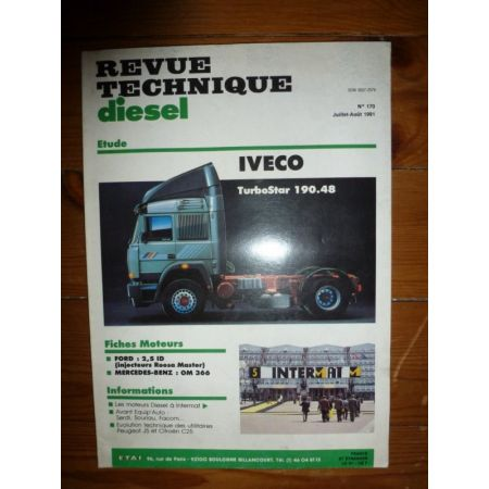 TurboStar 190.48 Revue Technique PL Iveco