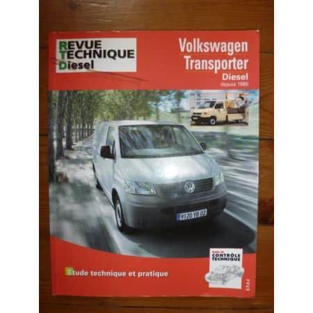 Transporter 90- Revue Technique Volkswagen