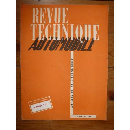 T23 LU RU Revue Technique PL Citroen