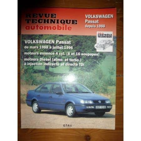 Passat 88-96 Revue Technique Volkswagen