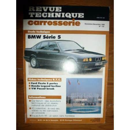 RTC0122C Revue technique carrosserie BMW Série 5