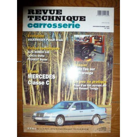 Classe C Revue Technique Carrosserie Mercedes