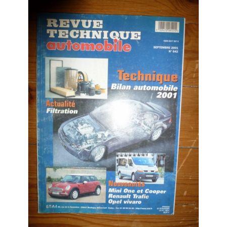 Bilan 2001 Revue Technique