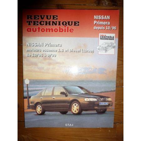 Primera 96-99 Revue Technique Nissan