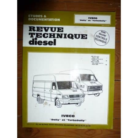Daily Turbodaily Revue Technique Iveco