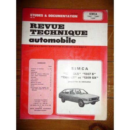 1307 1308 1309 Revue Technique Simca Talbot