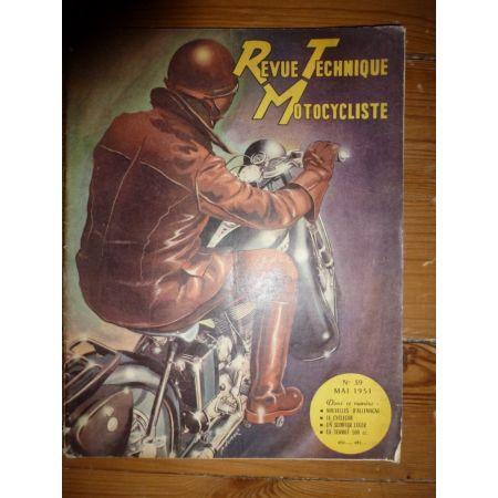 500cc Revue Technique moto Terrot