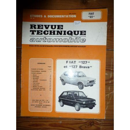 127 Revue Technique Fiat