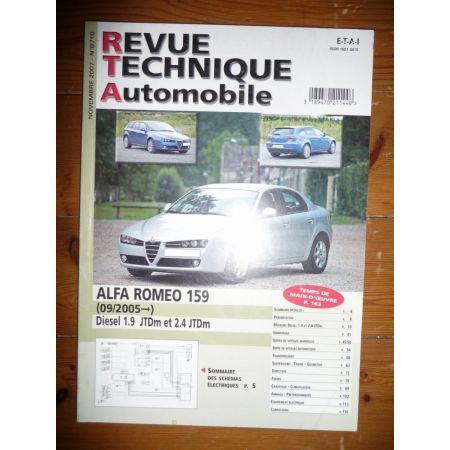 159 05- Revue Technique Alfa Romeo