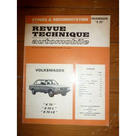 K70 Revue Technique Volkswagen