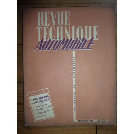 1800 2100 Revue Technique Fiat
