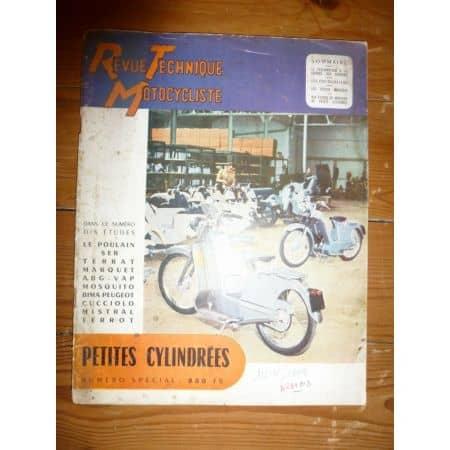 Petites cyl Revue Technique moto Vap