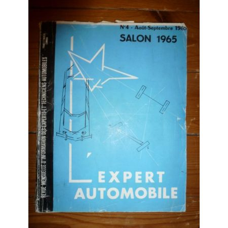 Salon 1965 Revue Technique
