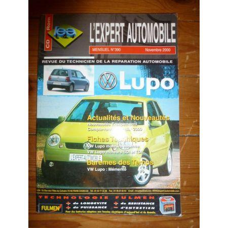 LUPO Revue Technique Volkswagen