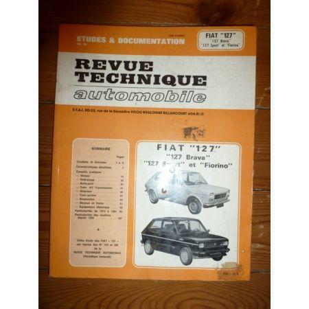 127 Fiorino Revue Technique Fiat