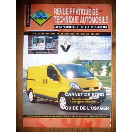 trafic II 01- Revue Technique Renault-