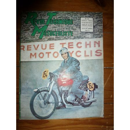 Twin Revue Technique moto Bmw