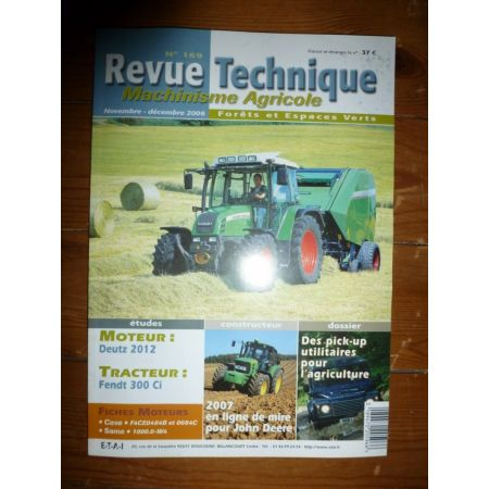 300 Ci Revue Technique Agricole Fendt