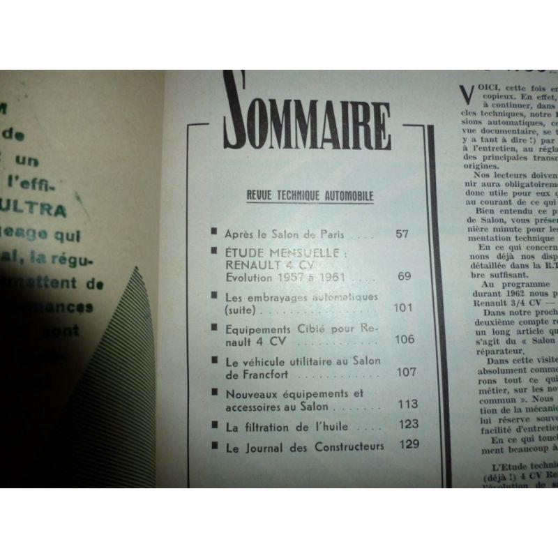 renault 4cv de 1957  u00e0 1961