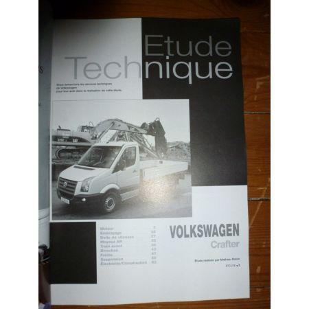 Crafter Revue Technique Volkswagen