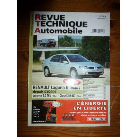 renault laguna ii phase 2 depuis 03 2005 essence 16v 135cv diesel dci 150cv. Black Bedroom Furniture Sets. Home Design Ideas