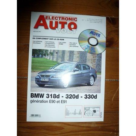 Série 3 D E90 E91 Revue Technique Electronic Auto Volt Bmw