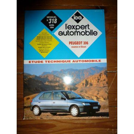 306 Revue Technique Peugeot