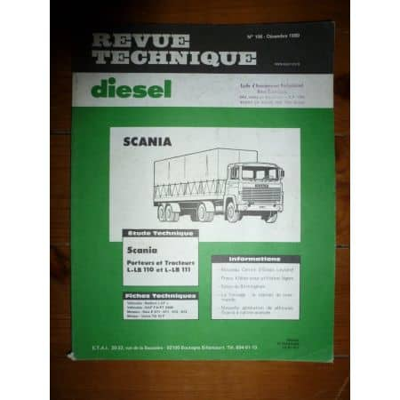 LB110 LB111 Revue Technique PL Scania