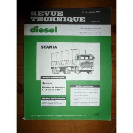 LB110 LB111 Revue Technique PL Scania