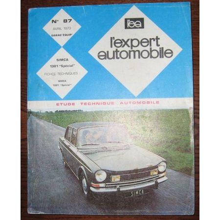 1301 Spécial Revue Technique Simca Talbot