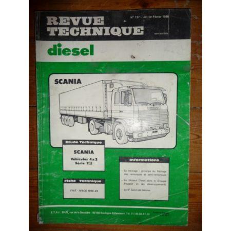 112 4x2 Revue Technique PL Scania