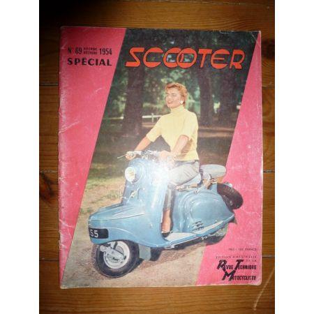 Scooter 55 Revue Technique moto Peugeot