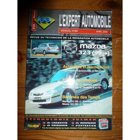 323 99- Revue Technique Mazda
