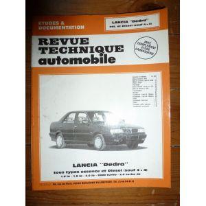 Dedra Revue Technique Lancia