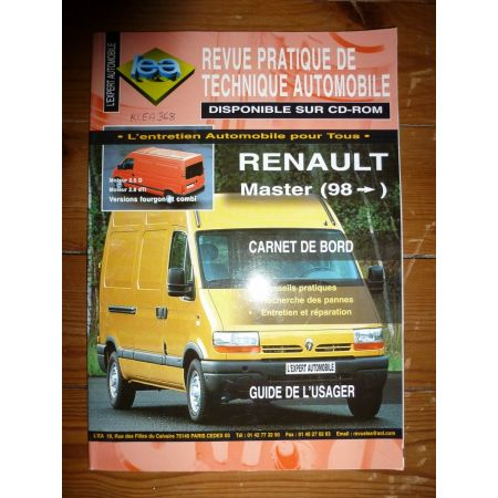 Master 98- Revue Technique Renault