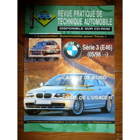 Série 3 E46 Ess Revue Technique Bmw