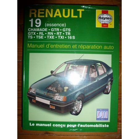 R19 Ess Revue Technique Haynes Renault