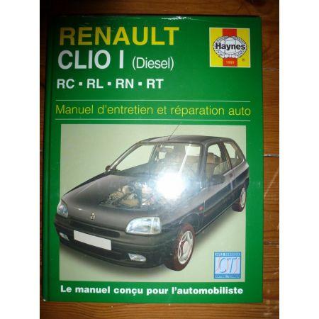 Clio Die Revue Technique Haynes Renault