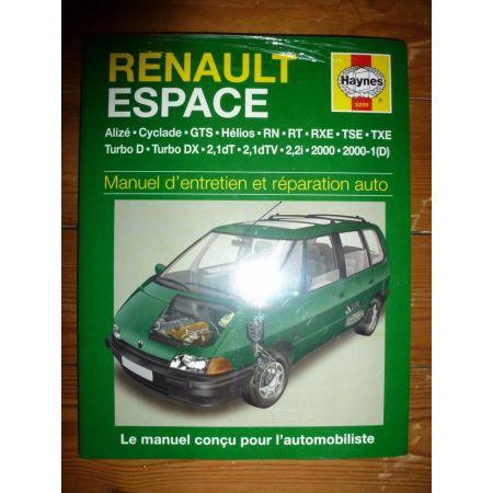 Espace Revue Technique Haynes Renault