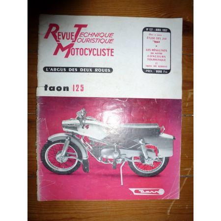 250cc Revue Technique moto Bsa