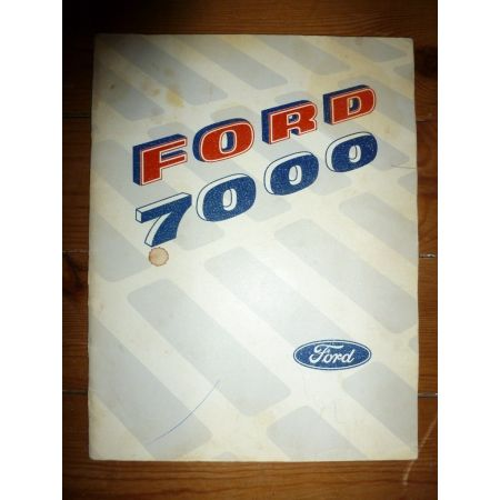7000 Revue Technique Ford