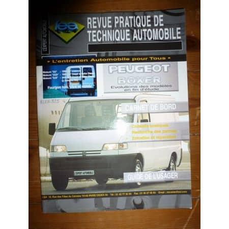 Boxer Revue Technique Peugeot