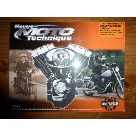 1450 Twin-Cam Revue Technique moto Harley Davidson