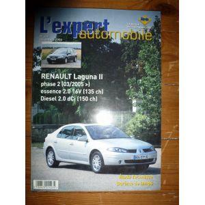 renault laguna ii phase 2 depuis 03 2005 essence 16v 135cv diesel 2 0 dci 150cv. Black Bedroom Furniture Sets. Home Design Ideas