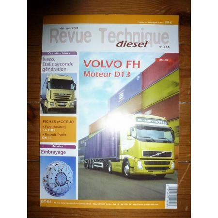 FH D13 Revue Technique PL Volvo