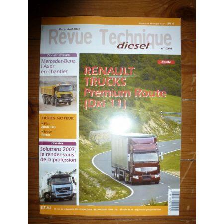 Premium Dxi 11 Revue Technique PL Renault