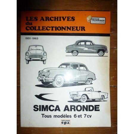 Aronde Revue Technique Les Archives Du Collectionneur Simca Talbot