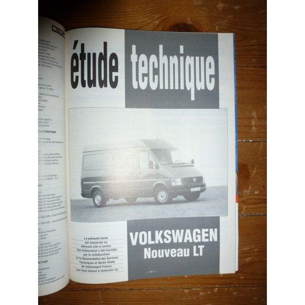 rta revue technique utilitaires volkswagen vw nouveau lt. Black Bedroom Furniture Sets. Home Design Ideas